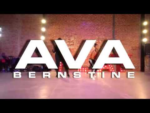 "T-PAIN FEAT CHRIS BROWN ""FREEZE"" - AVA BERNSTINE CHOREOGRAPHY"