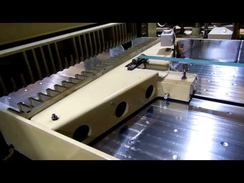 PAPER CUTTING MACHINE YODA