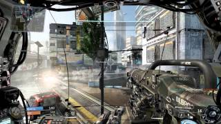 Titanfall Beta - Attrition on Angel City PC Gameplay (Maxed Out)