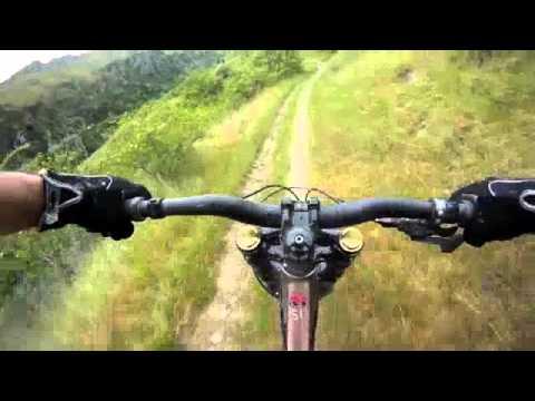 Skippers Canyon Mountain Biking