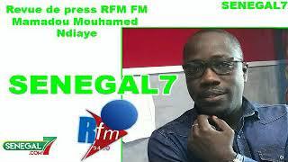 Revue de presse rfm du vendredi 05 avril 2019 par Mamadou Mohameth Ndiaye