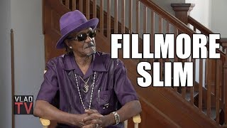 Fillmore Slim on Having a Stable of 25 Women at His Height (Part 3)