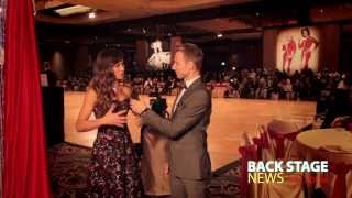 Karina Smirnoff about memories with Michael Chapman and Jonathan Roberts