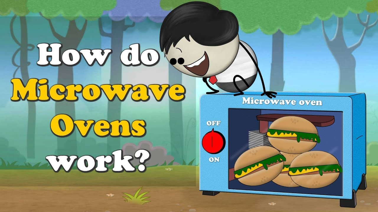 Download How do Microwave Ovens work? + more videos | #aumsum #kids #science #education #children