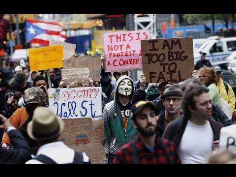 Occupy Wall Street Protests Prove There's No Liberal Media