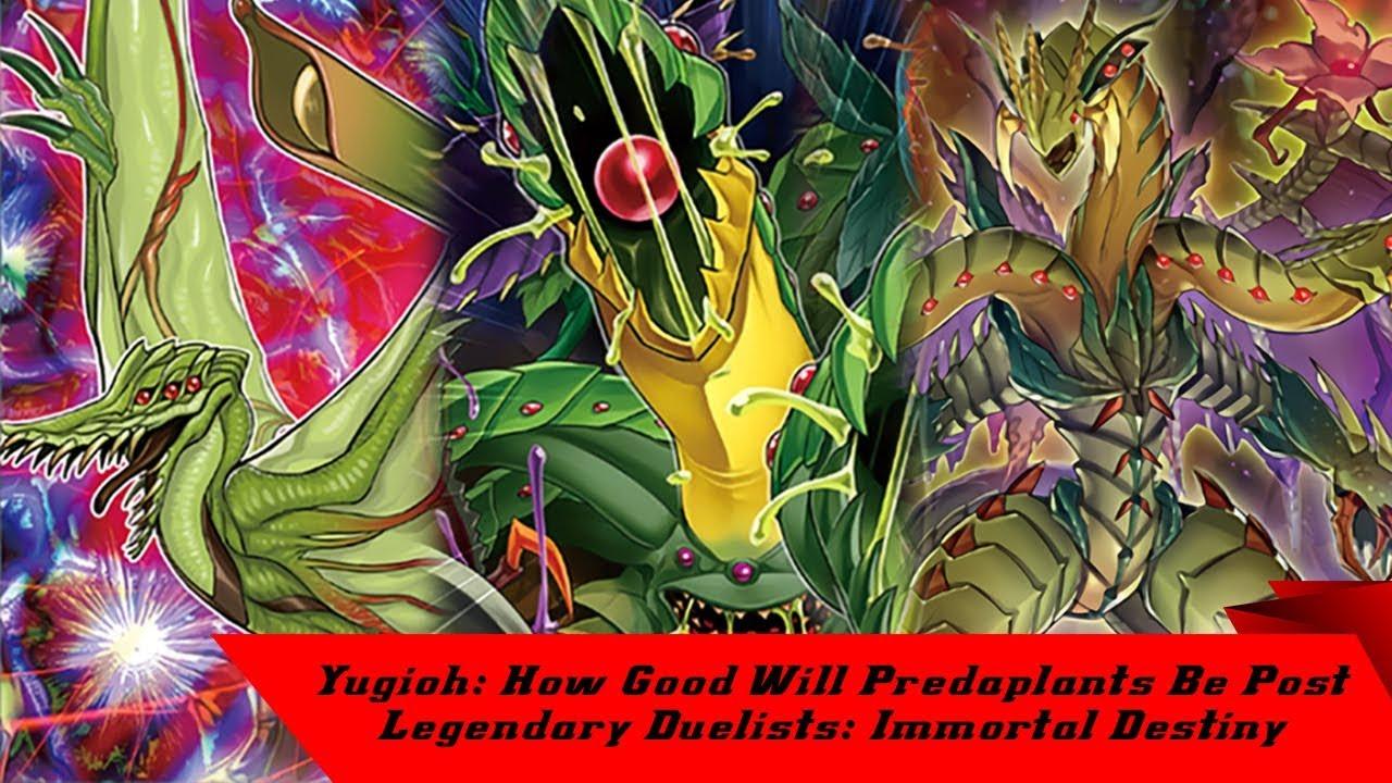 Αποτέλεσμα εικόνας για predaplant yugioh poster