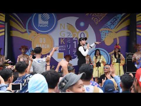 RATNA ANTIKA feat BOY SAHARA - BIRUNYA CINTA - BY JHOSE SEGA