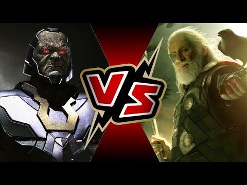 Darkseid VS Odin | BATTLE ARENA