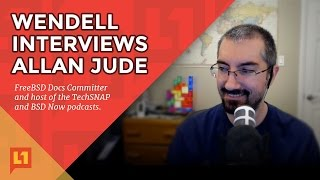 Allan Jude Interview with Wendell - ZFS Talk & More