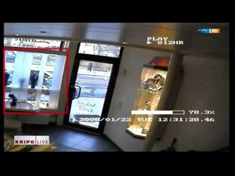 Rückblick: Brutaler Raubüberfall auf Juwelier in Dresden