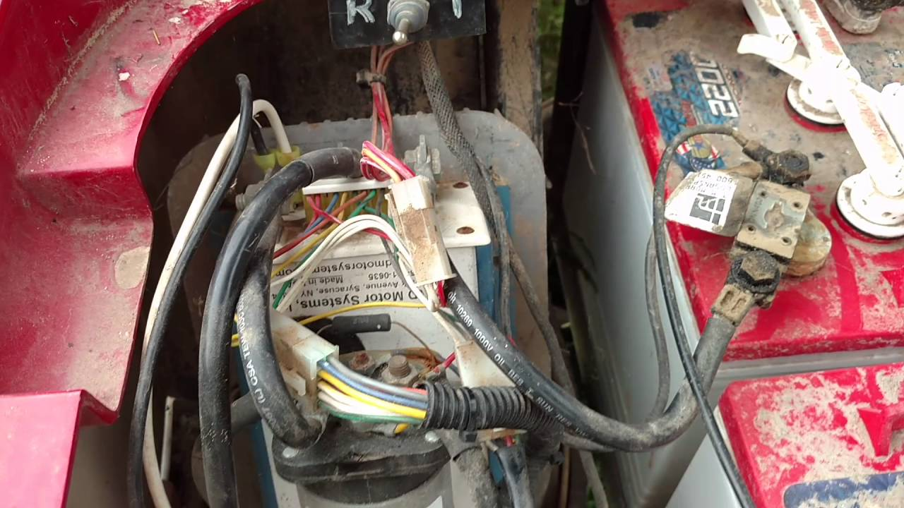 ez go rxv electric wiring diagram apc mini chopper e z free for you golf cart trouble youtube ezgo 2012 2008