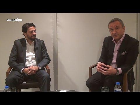 Campaign Turkey's interview with Jarek Ziebinski and İnanç Dedebaş on Publicis One Turkey