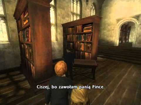 Zagrajmy W Harry Potter I Zakon Feniksa Odc3 łazienka Marty