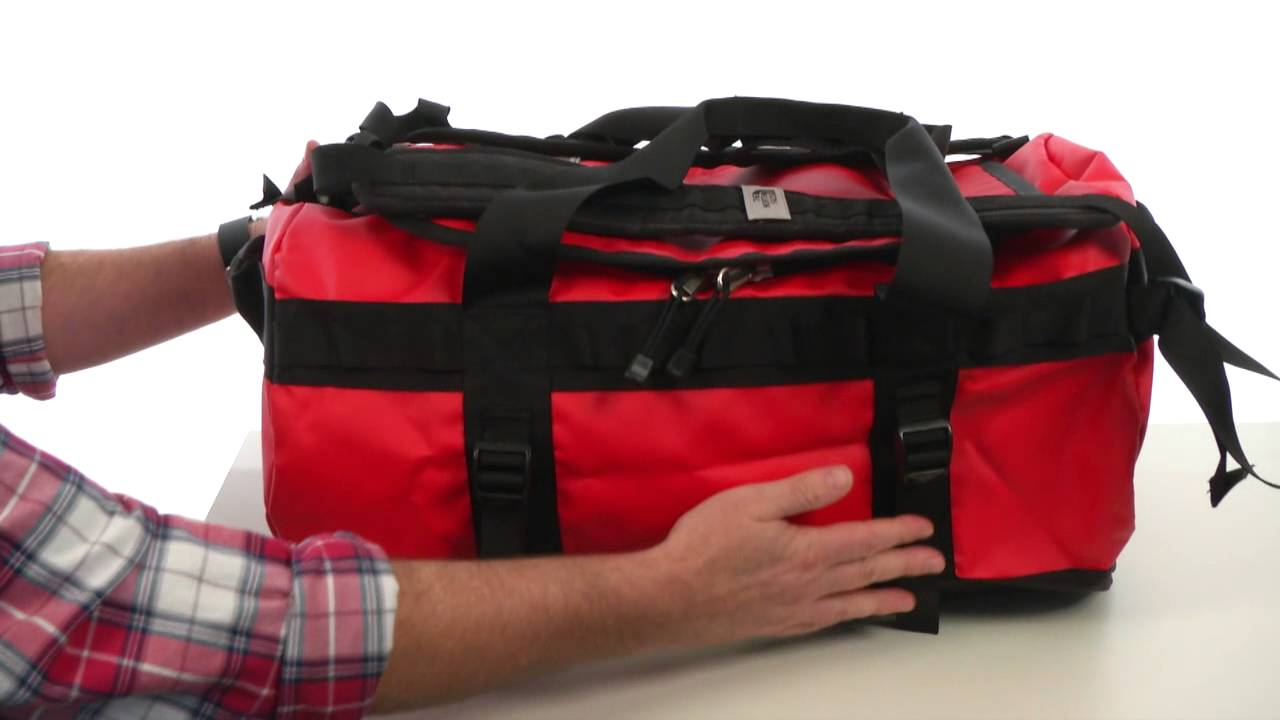 the north face duffel xs