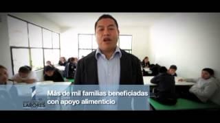 1er Informe de Labores San Gregorio Atzompa