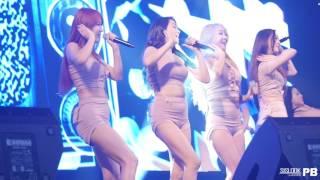 170528 씨스타 & 마마무 걸크러쉬 콘서트 씨스타(SISTAR) 직캠 - TOUCH MY BODY