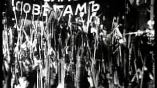 October (1928) de Sergei M. Eisenstein - Película completa