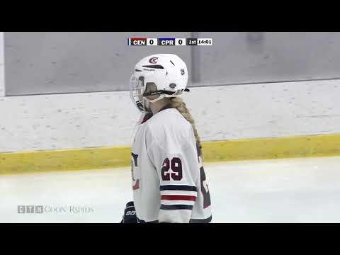 Girls Hockey: Centennial vs Champlin Park / Coon Rapids 12.10.19 (Full Game)