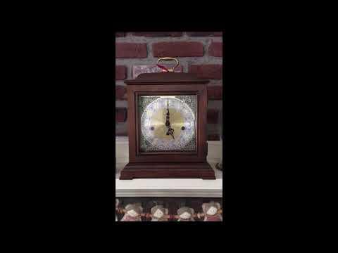 Howard Miller 612-429 Samuel Watson Mantel Clock Westminster Chime
