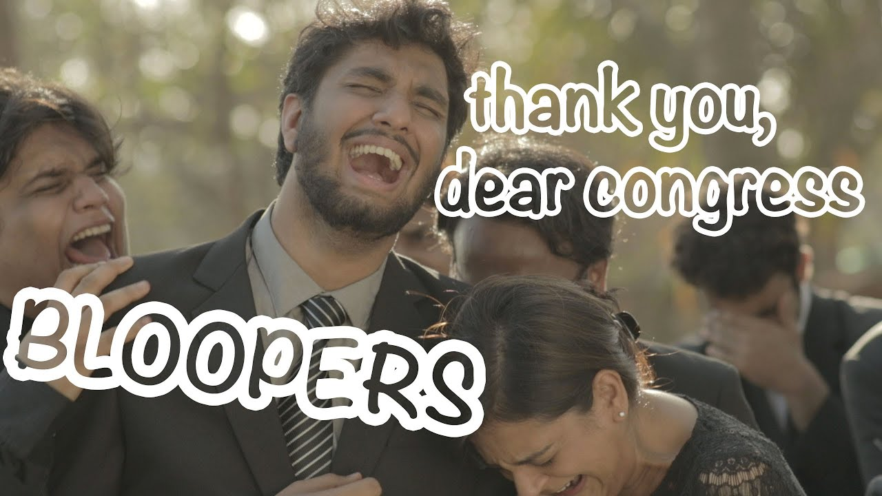 AIB Bloopers : Thank You, Dear Congress