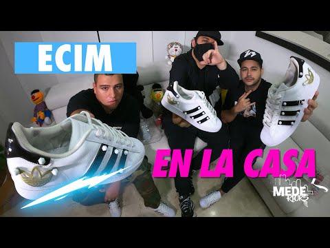 👟👟✨Hecho en VIETNAM y reimaginado en PEREIRA -COLOMBIA || ✨ADIDAS Superstar Brokenchains x ECIM ✨🔥