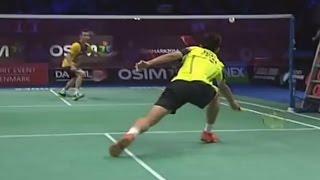 Lee C. W.v Chen Long |MS - F| - Yonex Denmark Open 2013