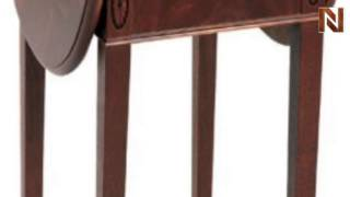 Hekman 5-4168a Drop Leaf Table From Copley