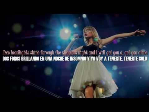 Treacherous - Taylor Swift (SUBTITULO ESPAÑOL - INGLES)