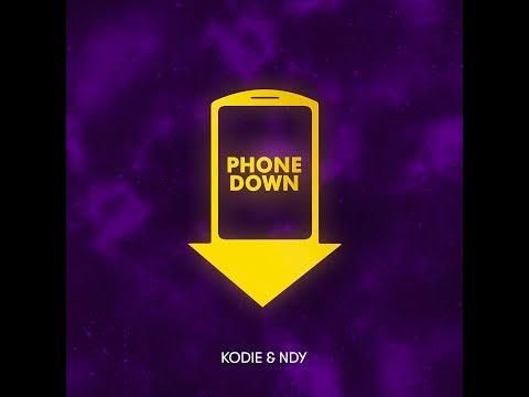 Kodie & Ndy - Phone Down (Lyric Video)
