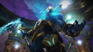 WoW: Legion 7.3 - Part 19: Antorus The Burning Throne Raid!