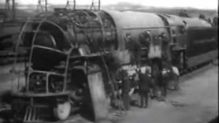 Railroad Competition in 1920s & 1930s