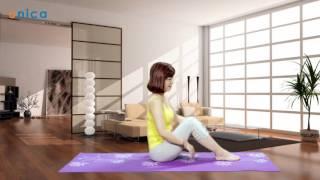 Bài tập Yoga thải độc - Tập yoga cơ bản tại nhà cùng Nguyễn Hiếu Yoga
