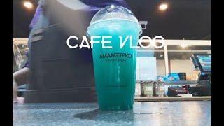 Eng) CAFE VLOG | 카페 브이로그 | 시~원…