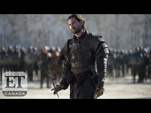 Where Is Daario Naharis? Michiel Huisman Explains | GAME OF THRONES