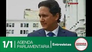 Entrevista: Congresista Daniel Salaverry FP (13/09/17)