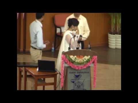 Mysore University Inaugration of Centenary Logo, Website and Online Programmes