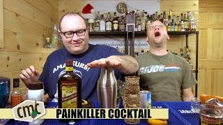 The Original Painkiller Cocktail, 1970