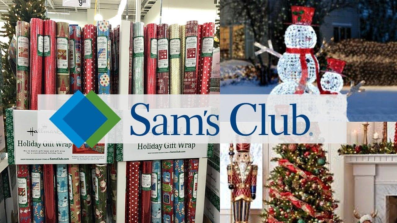 samsclub shopwithme christmas2018