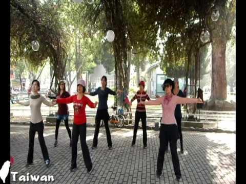 Gong Xi Fa Cai 恭喜發財 - Line Dance (Sally Hung) - YouTube