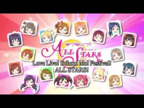 Love Live! School Idol Festival!! ALL STARS! PV vol.1 - Sub Español