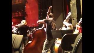 Rehearsal of Verdi String Quartet in E minor I. Allegro - Milan Conservatory String Orchestra