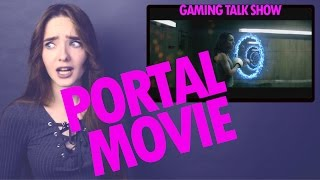 GAMING TALK SHOW #5 / Gaming News, Portal Movie, Warcraft 10 million subs,