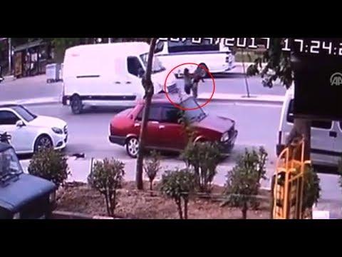 İzmir'deki Korkunç Kaza Güvenlik...