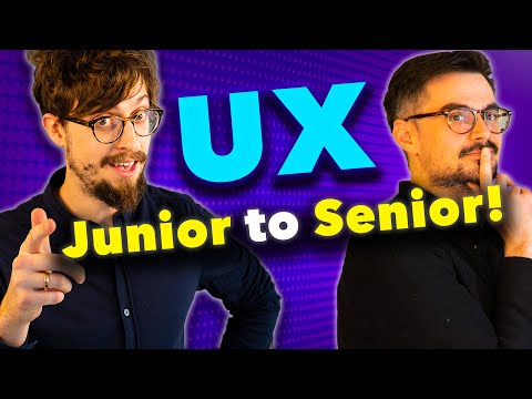 UX Design Careers - How To Get From Junior To Senior (2019)