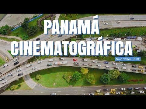 ¿Qué tan desarrollada se ve la ciudad? PANAMÁ Cinematográfica - #Travel #Vlogger #Turismo