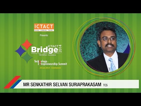 Mr. Senkathir Selvan Suriaprakasam, EIS Business Head-Fulfillment Excellence, TCS