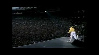 Queen Under Pressure Live At Wembley Stadium Saturday 12 July 1986