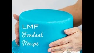 How To Make Lmf Fondant (marshmallow Fondant)