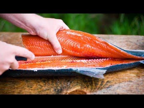 Как Солить Красную Рыбу. Принципы Посола Рыбы в Домашних Условиях
