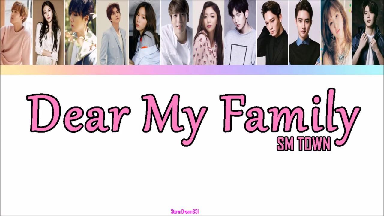 Smtown Dear My Family Lagu MP3, Video MP4 & 3GP